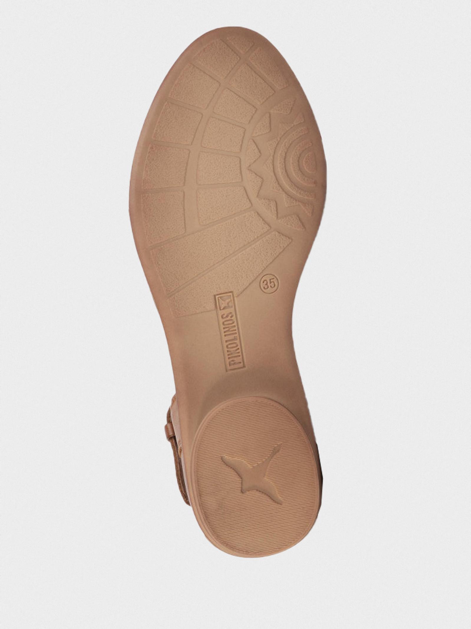 Сандалі  жіночі PIKOLINOS W3D-0668C1_NATA купити взуття, 2017