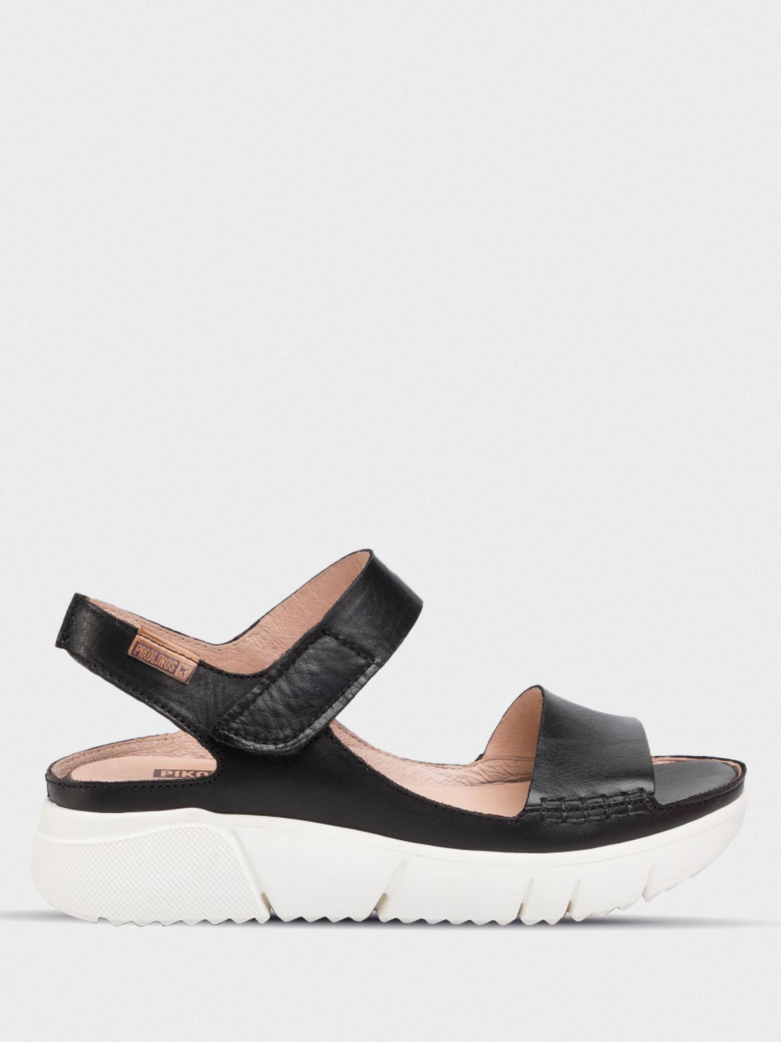 Босоніжки  жіночі PIKOLINOS W0C-0963_BLACK розміри взуття, 2017