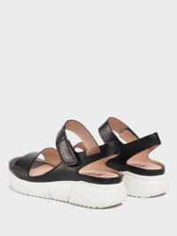 Босоніжки  жіночі PIKOLINOS W0C-0963_BLACK купити взуття, 2017