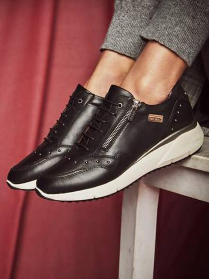 Кросівки для міста PIKOLINOS Sella W6Z модель W6Z-6500-BLACK — фото 4 - INTERTOP