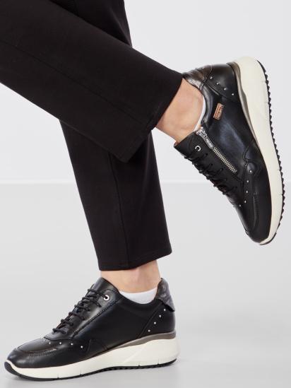 Кросівки для міста PIKOLINOS Sella W6Z модель W6Z-6500-BLACK — фото 5 - INTERTOP