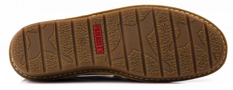 Полуботинки мужские PIKOLINOS SANTIAGO M SH157 размеры обуви, 2017