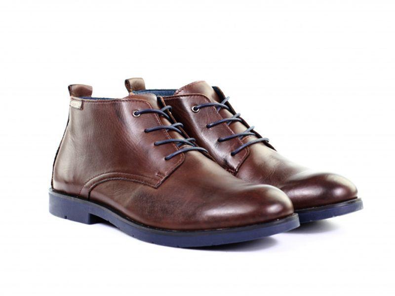 Ботинки для мужчин PIKOLINOS DURBAN SH183 размерная сетка обуви, 2017