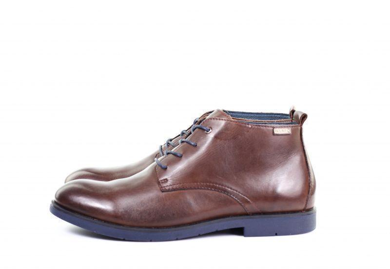 Ботинки для мужчин PIKOLINOS DURBAN SH183 примерка, 2017
