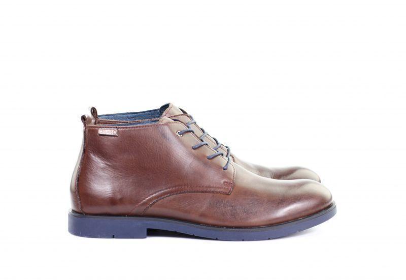 Ботинки мужские PIKOLINOS DURBAN SH183 размеры обуви, 2017