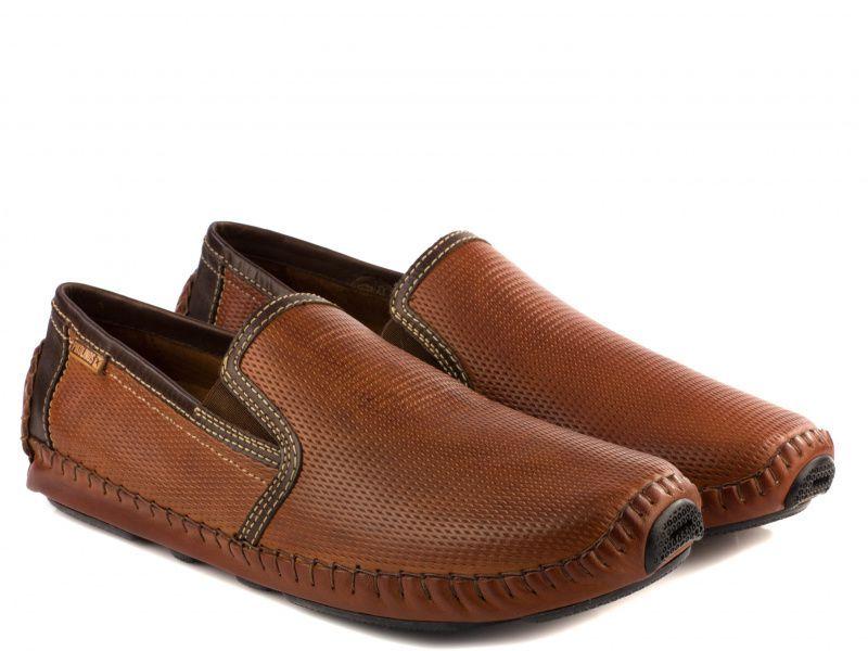 Мокасины для мужчин PIKOLINOS JEREZ SH195 размерная сетка обуви, 2017