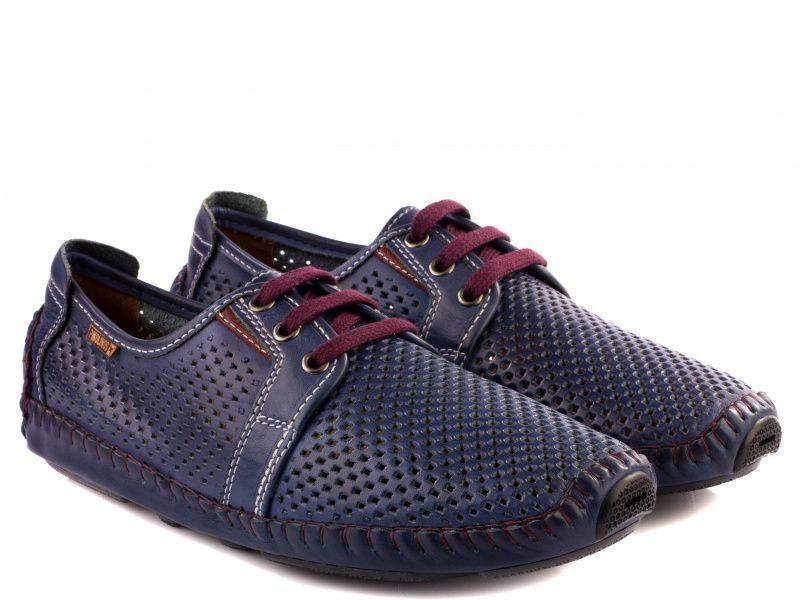 Мокасины для мужчин PIKOLINOS JEREZ SH200 размерная сетка обуви, 2017