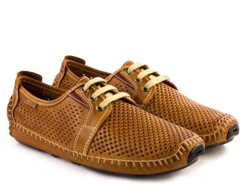 Мокасины для мужчин PIKOLINOS JEREZ SH201 размерная сетка обуви, 2017