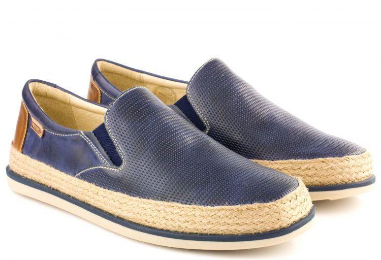Cлипоны мужские PIKOLINOS LINARES SH205 брендовая обувь, 2017