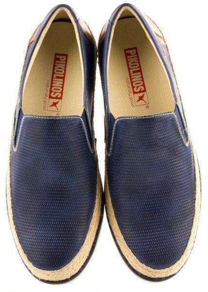 Cлипоны мужские PIKOLINOS LINARES SH205 размеры обуви, 2017