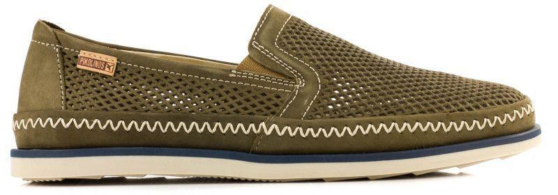 Cлипоны мужские PIKOLINOS LINARES SH208 брендовая обувь, 2017