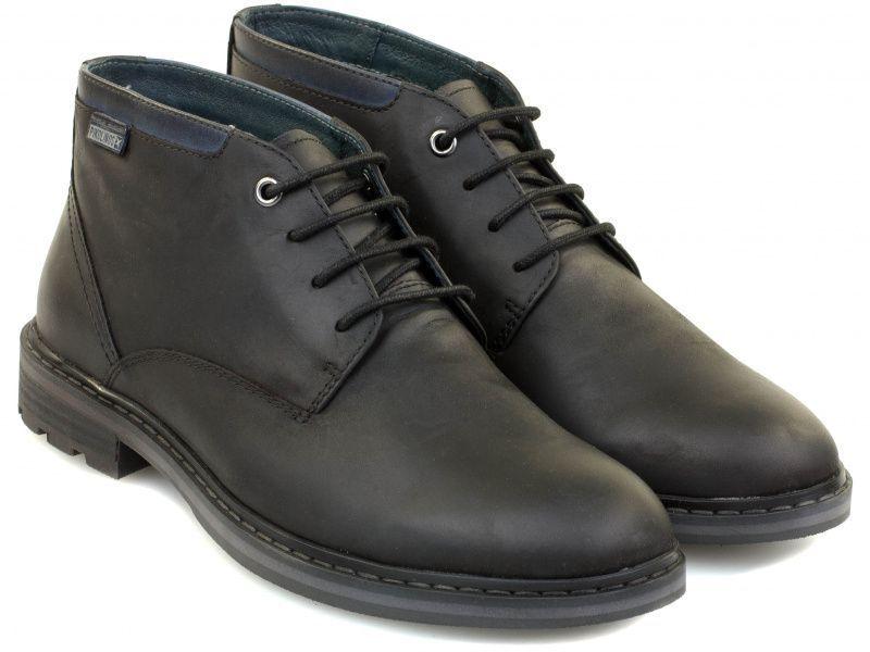 Ботинки мужские PIKOLINOS CACERES SH221 брендовая обувь, 2017