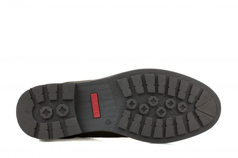 Сапоги мужские PIKOLINOS CACERES SH225 размерная сетка обуви, 2017