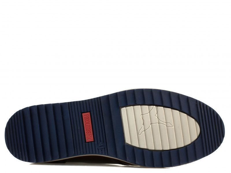Ботинки мужские PIKOLINOS BIARRITZ SH226 примерка, 2017