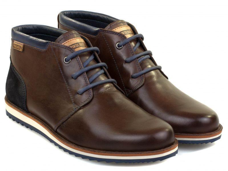 Ботинки мужские PIKOLINOS BIARRITZ SH226 цена обуви, 2017
