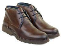 мужская обувь PIKOLINOS коричневого цвета приобрести, 2017