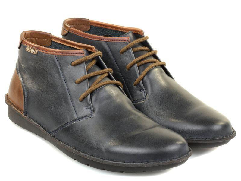 Ботинки мужские PIKOLINOS SANTIAGO SH233 цена обуви, 2017