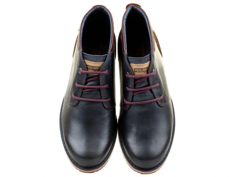 Ботинки для мужчин PIKOLINOS BIARRITZ SH239 примерка, 2017