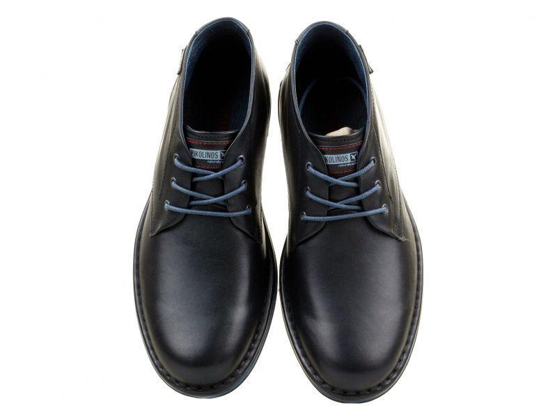 Ботинки мужские PIKOLINOS LUGO SH241 размерная сетка обуви, 2017