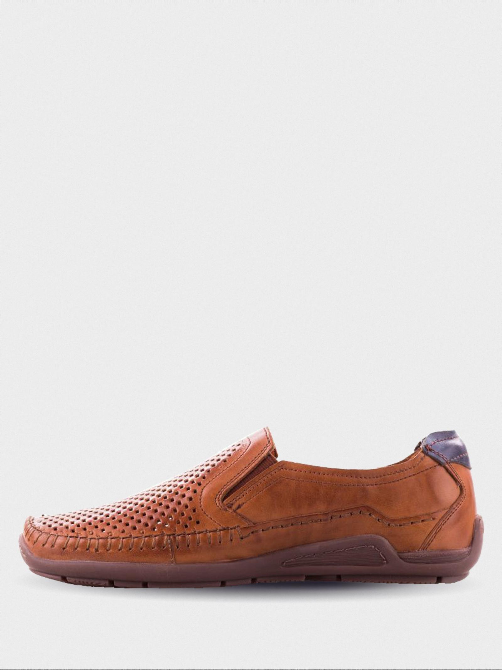 Мокасини  чоловічі PIKOLINOS AZORES 06H-3126_BRANDY ціна взуття, 2017