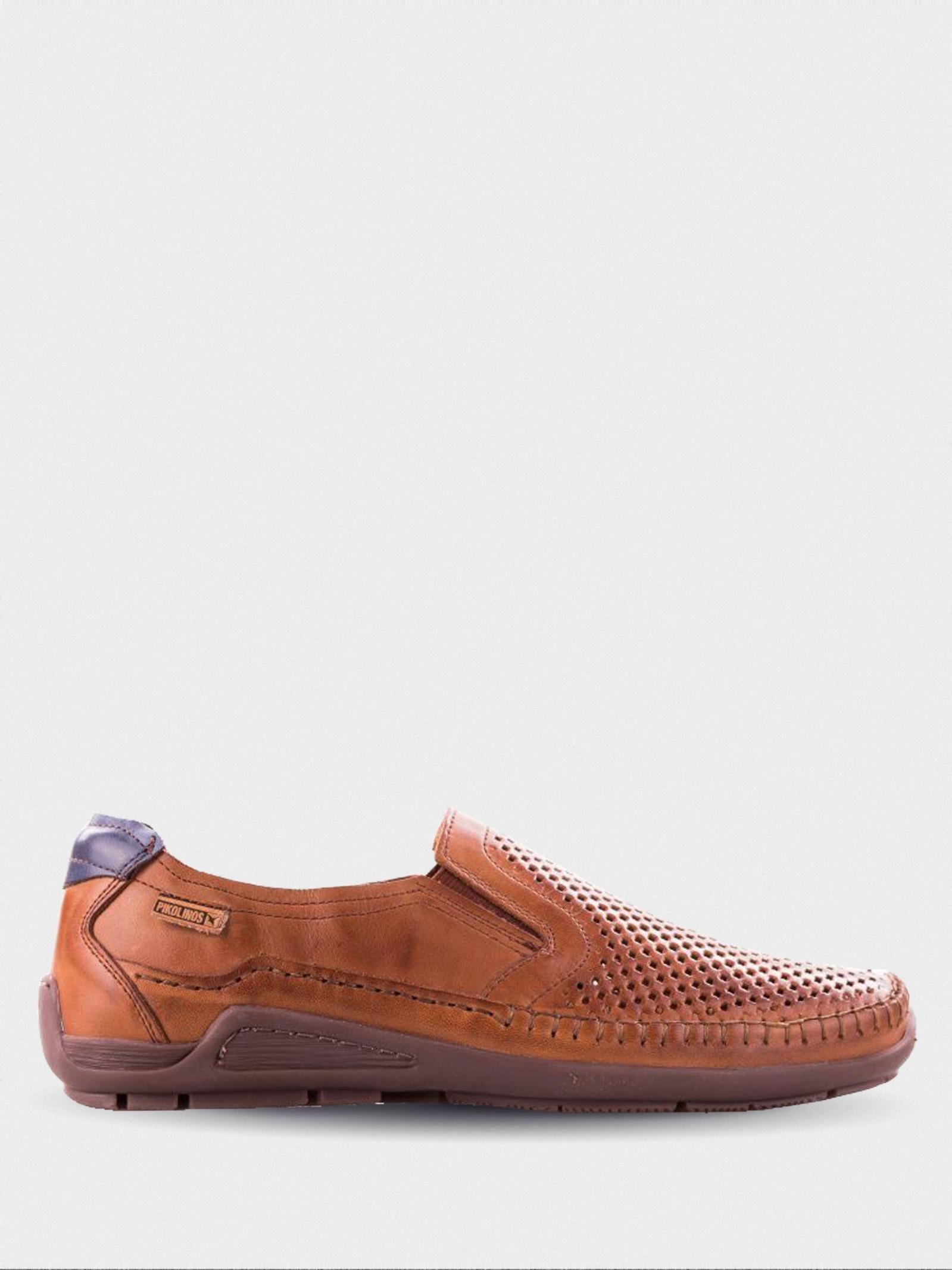 Полуботинки мужские PIKOLINOS AZORES SH244 размеры обуви, 2017