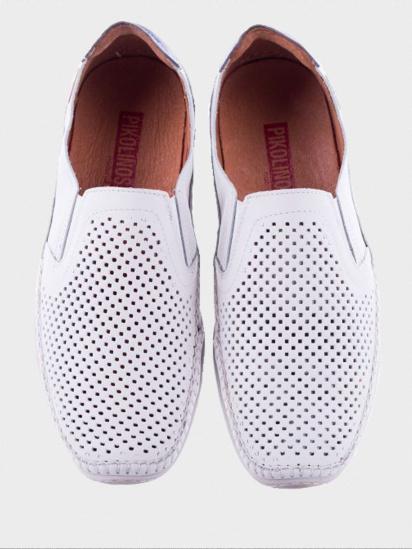 Мокасини  чоловічі PIKOLINOS AZORES 06H-3126_ESPUMA брендове взуття, 2017