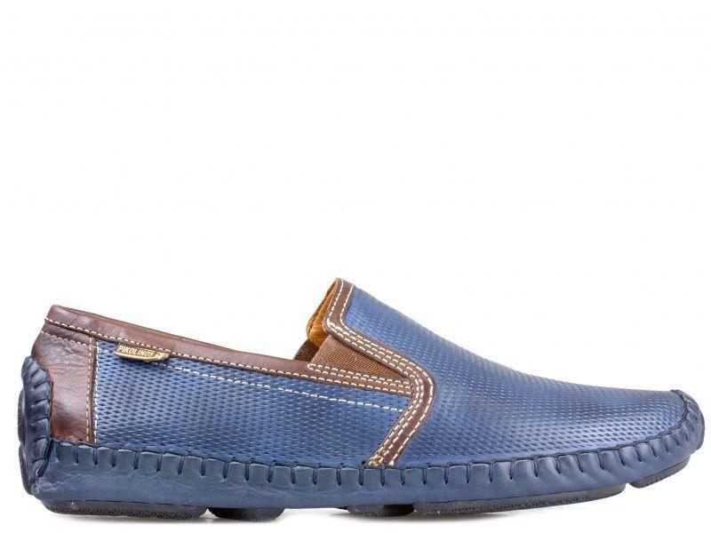 Мокасины для мужчин PIKOLINOS JEREZ SH253 размерная сетка обуви, 2017