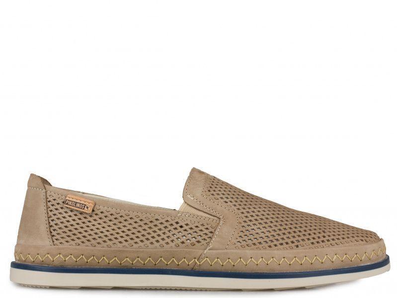 Cлипоны мужские PIKOLINOS LINARES SH258 размерная сетка обуви, 2017