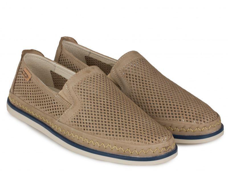 Cлипоны мужские PIKOLINOS LINARES SH258 брендовая обувь, 2017