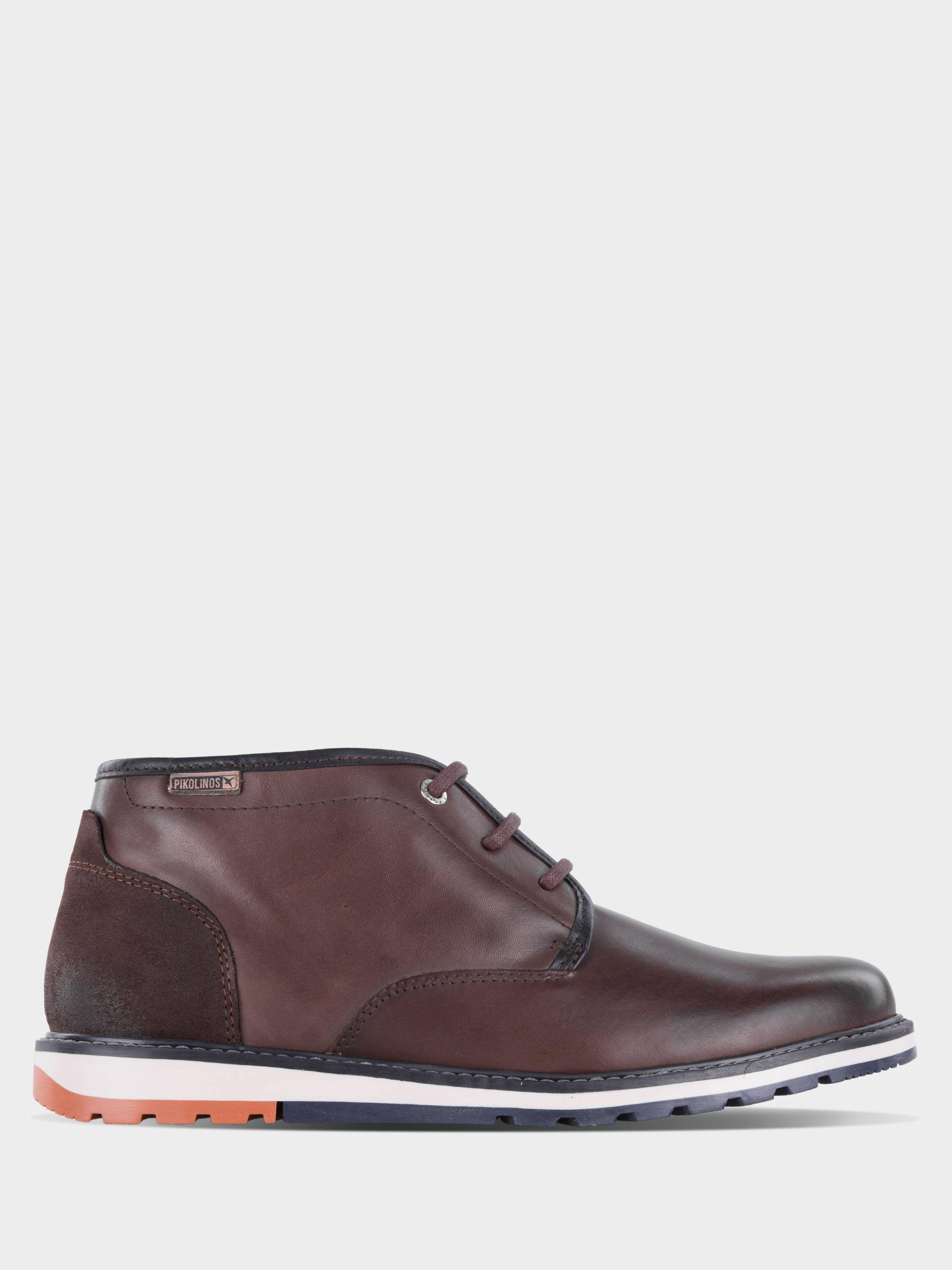 Купить Ботинки для мужчин PIKOLINOS BERNA SH270, Синий