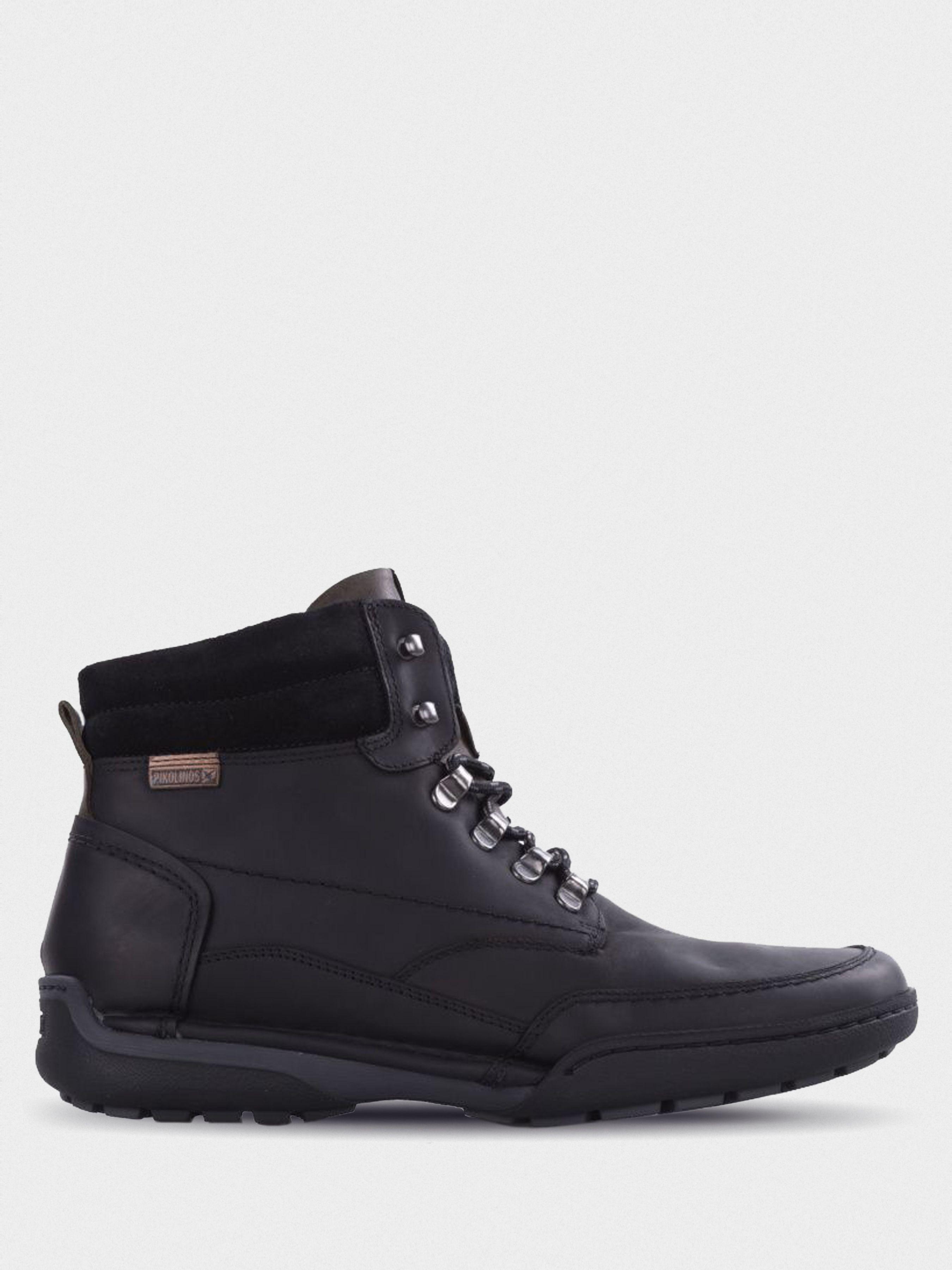 Купить Ботинки мужские PIKOLINOS ESTOC SH282, Черный