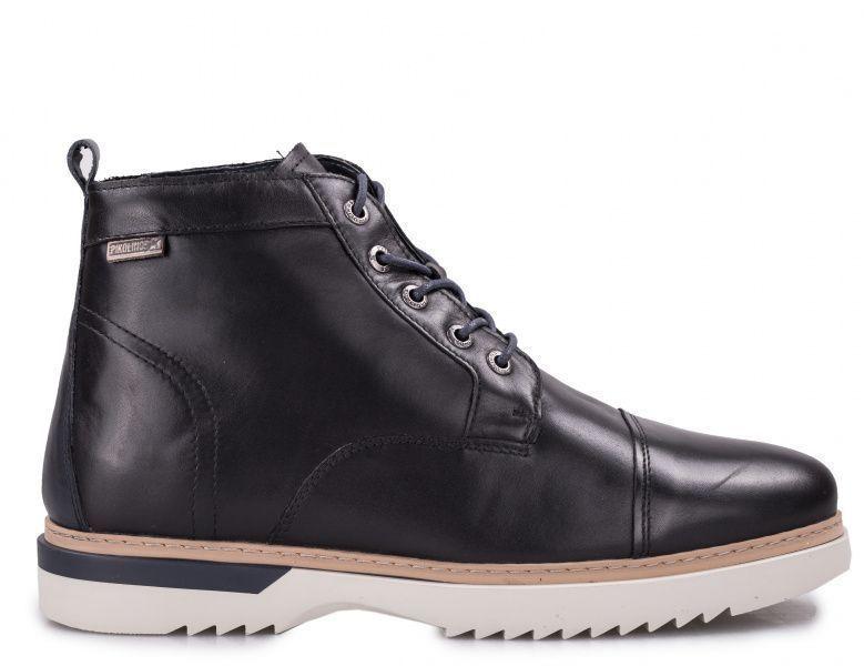 Купить Ботинки для мужчин PIKOLINOS NAPOLES SH284, Черный