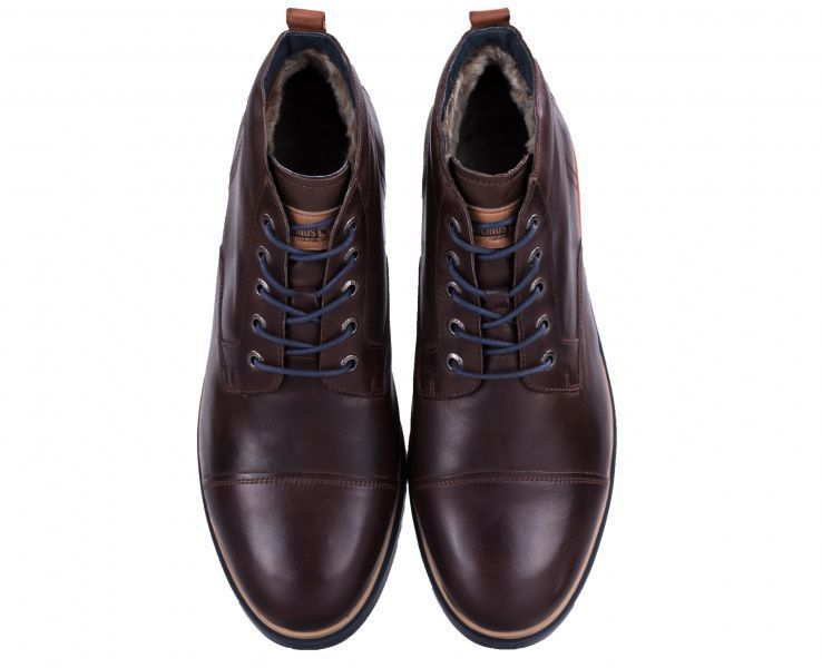 Ботинки мужские PIKOLINOS NAPOLES SH285 размеры обуви, 2017
