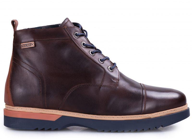 Купить Ботинки для мужчин PIKOLINOS NAPOLES SH285, Коричневый