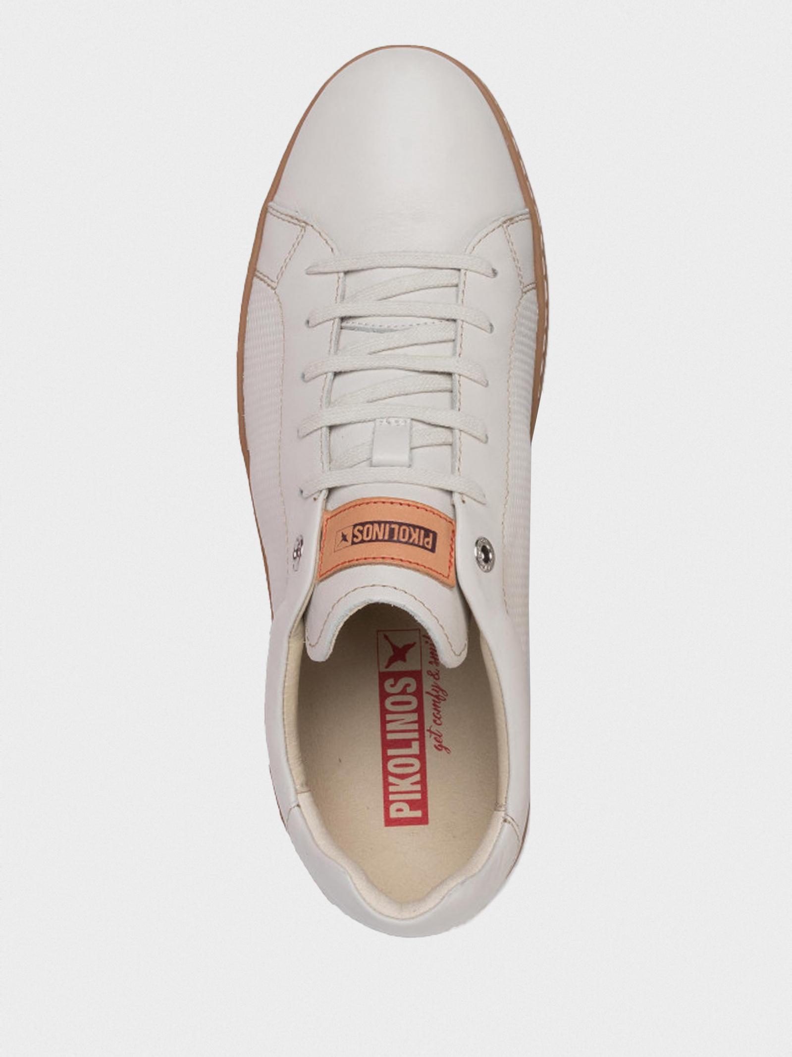 Кеды мужские PIKOLINOS M7P-6311_ESPUMA брендовая обувь, 2017