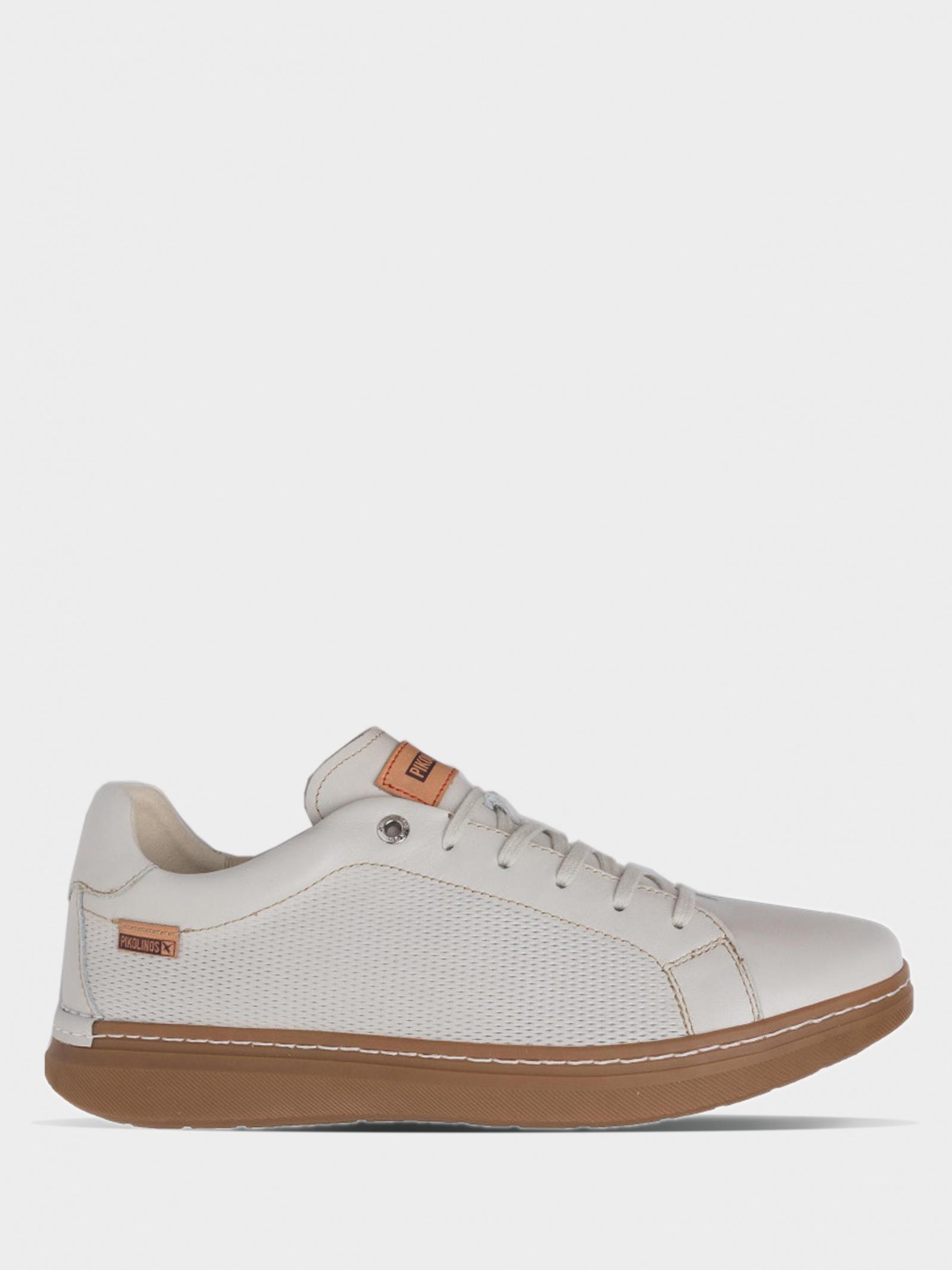 Кеды мужские PIKOLINOS M7P-6311_ESPUMA купить обувь, 2017