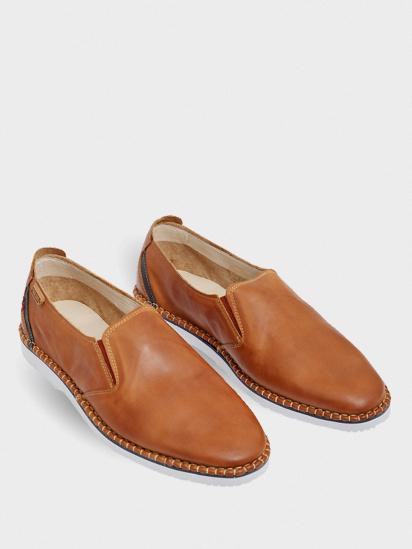 Слипоны мужские PIKOLINOS M6R-3202_BRANDY размеры обуви, 2017