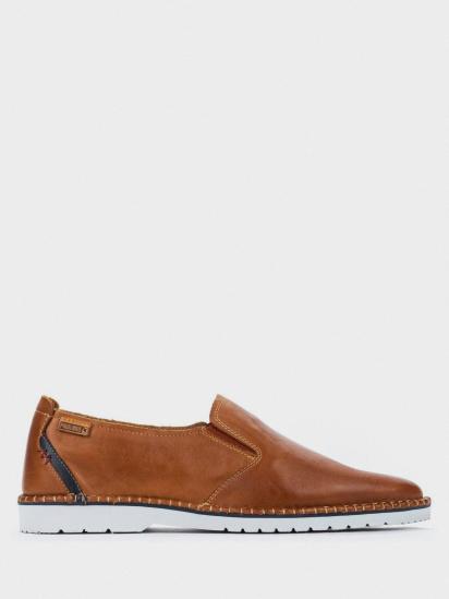 Слипоны мужские PIKOLINOS M6R-3202_BRANDY брендовая обувь, 2017