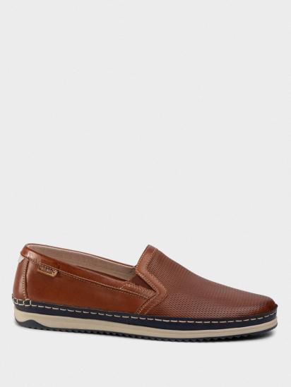 Слипоны мужские PIKOLINOS M1N-3213C1_CUERO размеры обуви, 2017