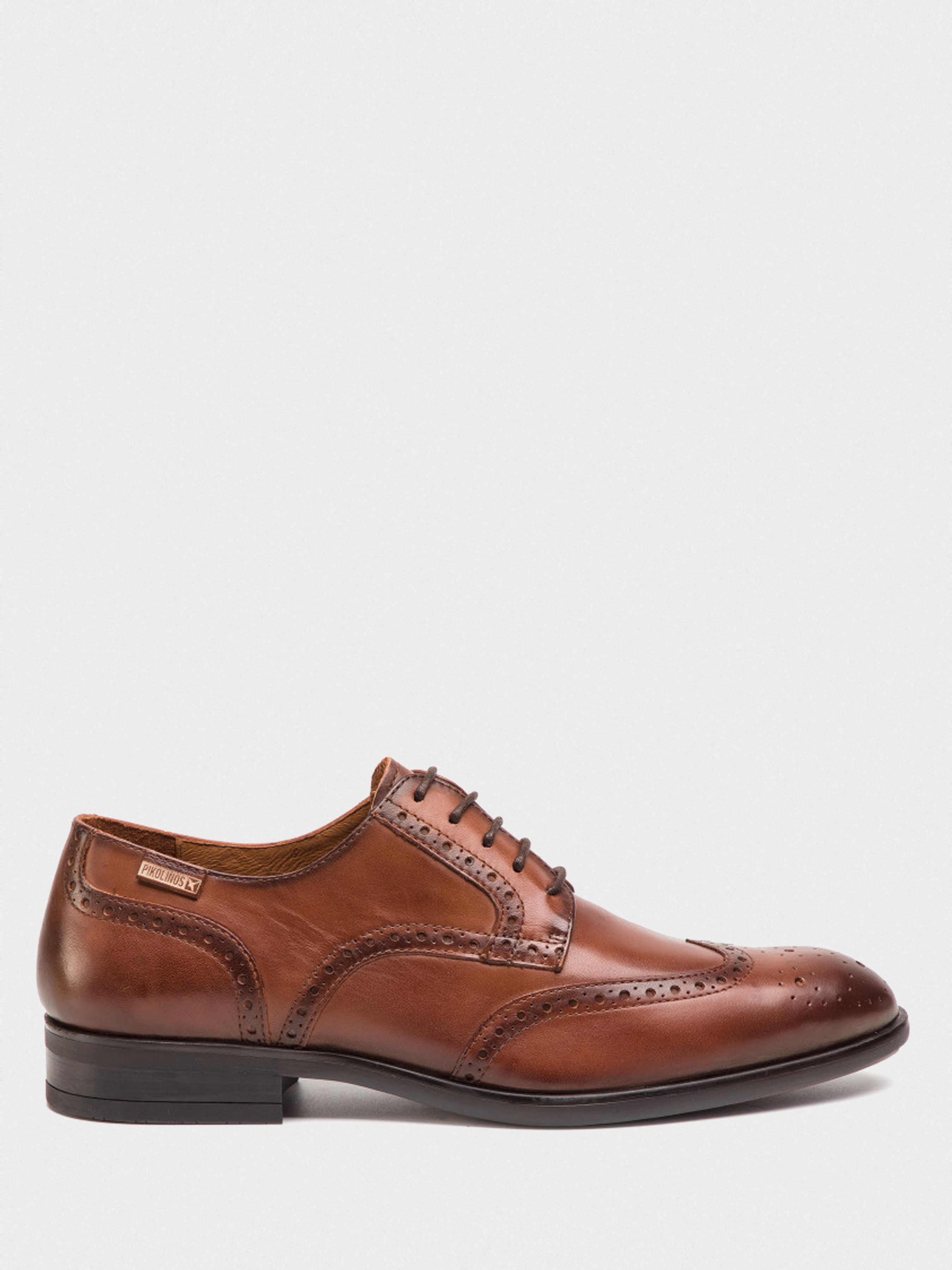 Купить Туфли мужские PIKOLINOS SH345, Коричневый