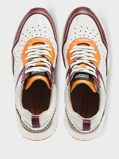 Кросівки для міста PIKOLINOS модель M6P-6309C1_GARNET — фото 4 - INTERTOP