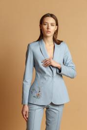Insideu Піджак жіночі модель SS20_2_02 купити, 2017