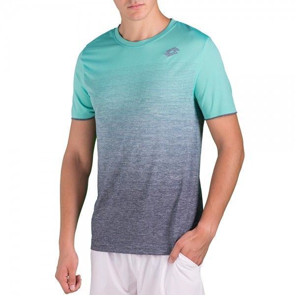 Lotto Футболка для тенниса мужские модель T5275 , 2017