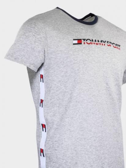 Футболка Tommy Hilfiger модель S20S200108-001 — фото 3 - INTERTOP