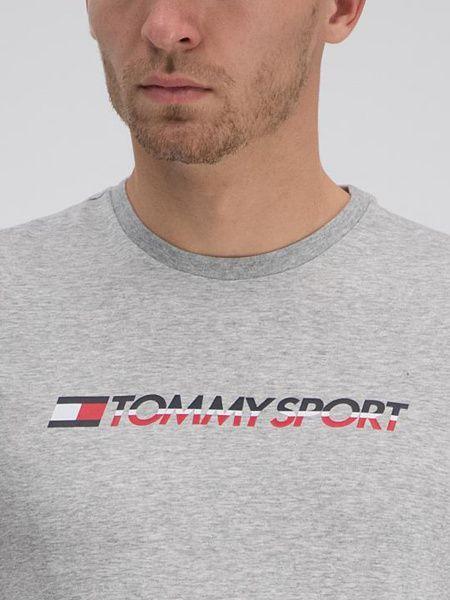 Tommy Hilfiger Футболка чоловічі модель S20S200103-001 , 2017