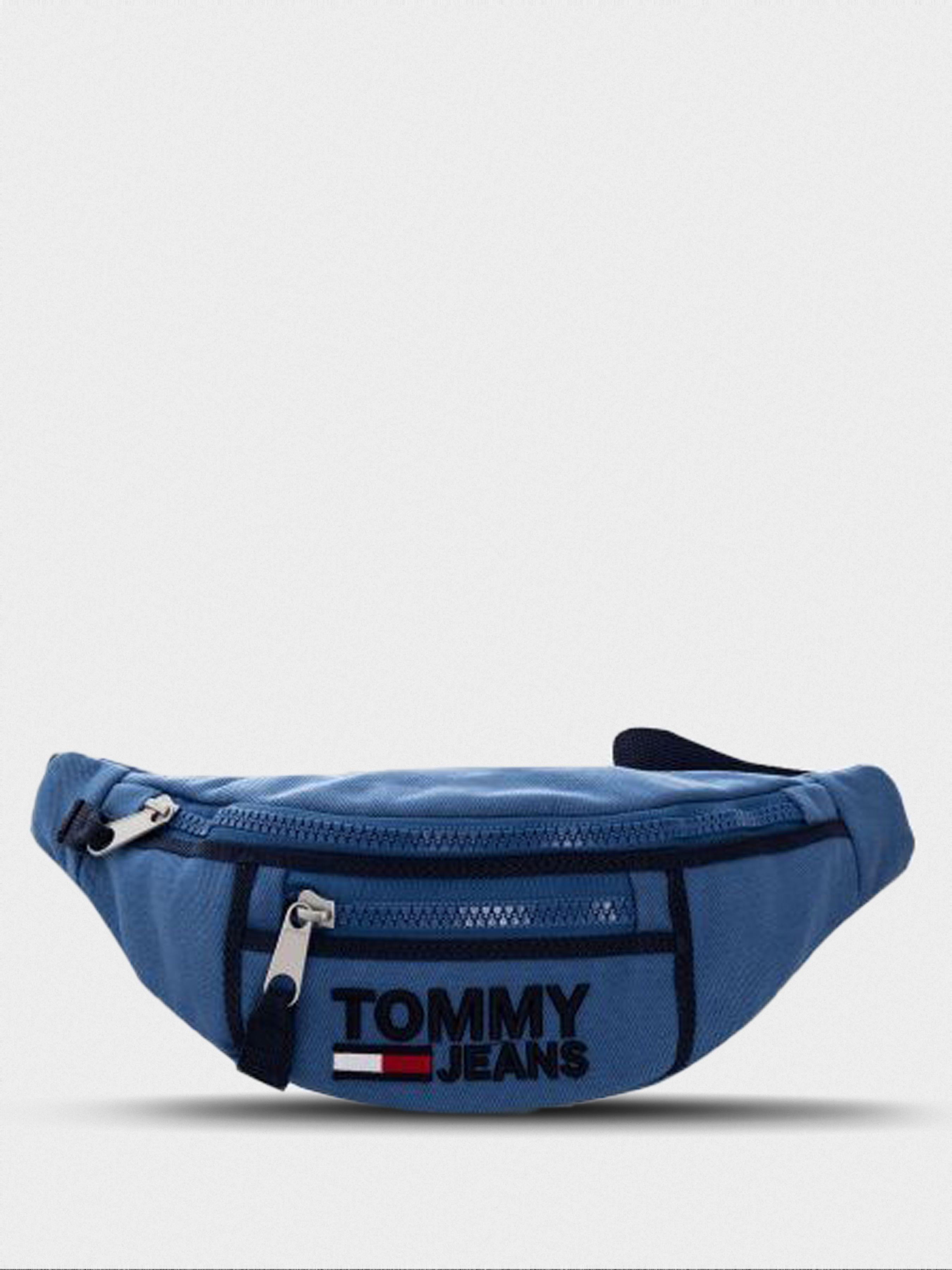 Купить Сумка на пояс модель TC1037, Tommy Hilfiger, Синий