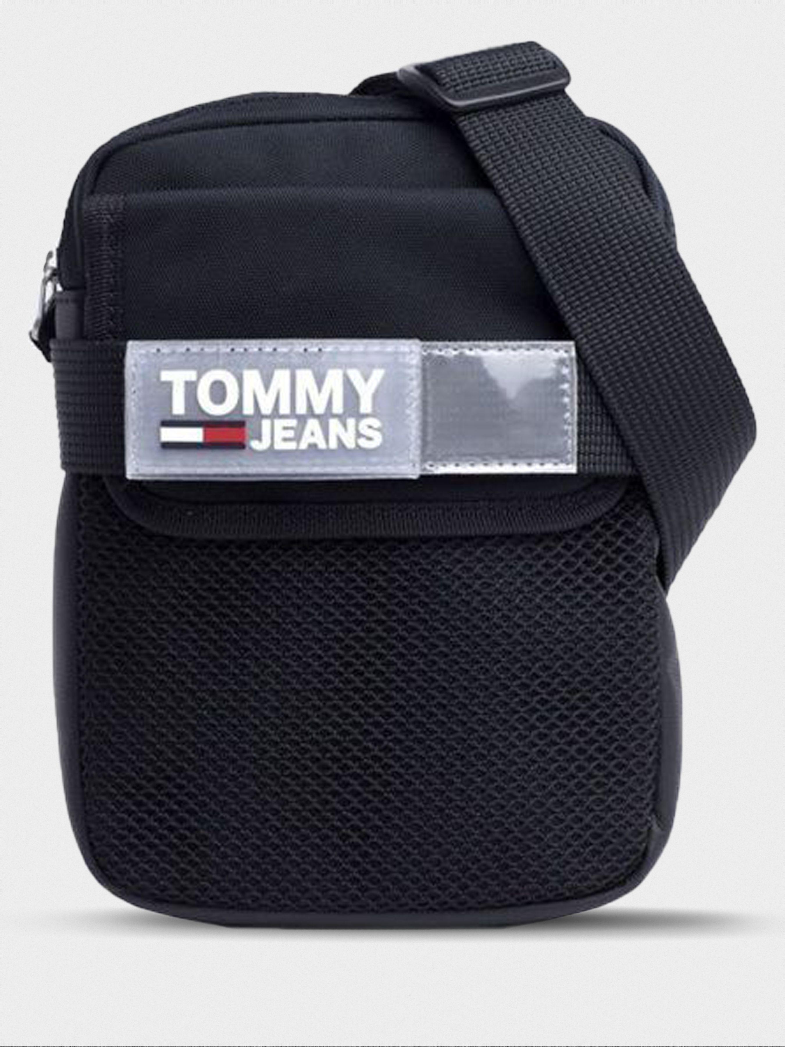 Купить Сумка модель TC1046, Tommy Hilfiger, Черный