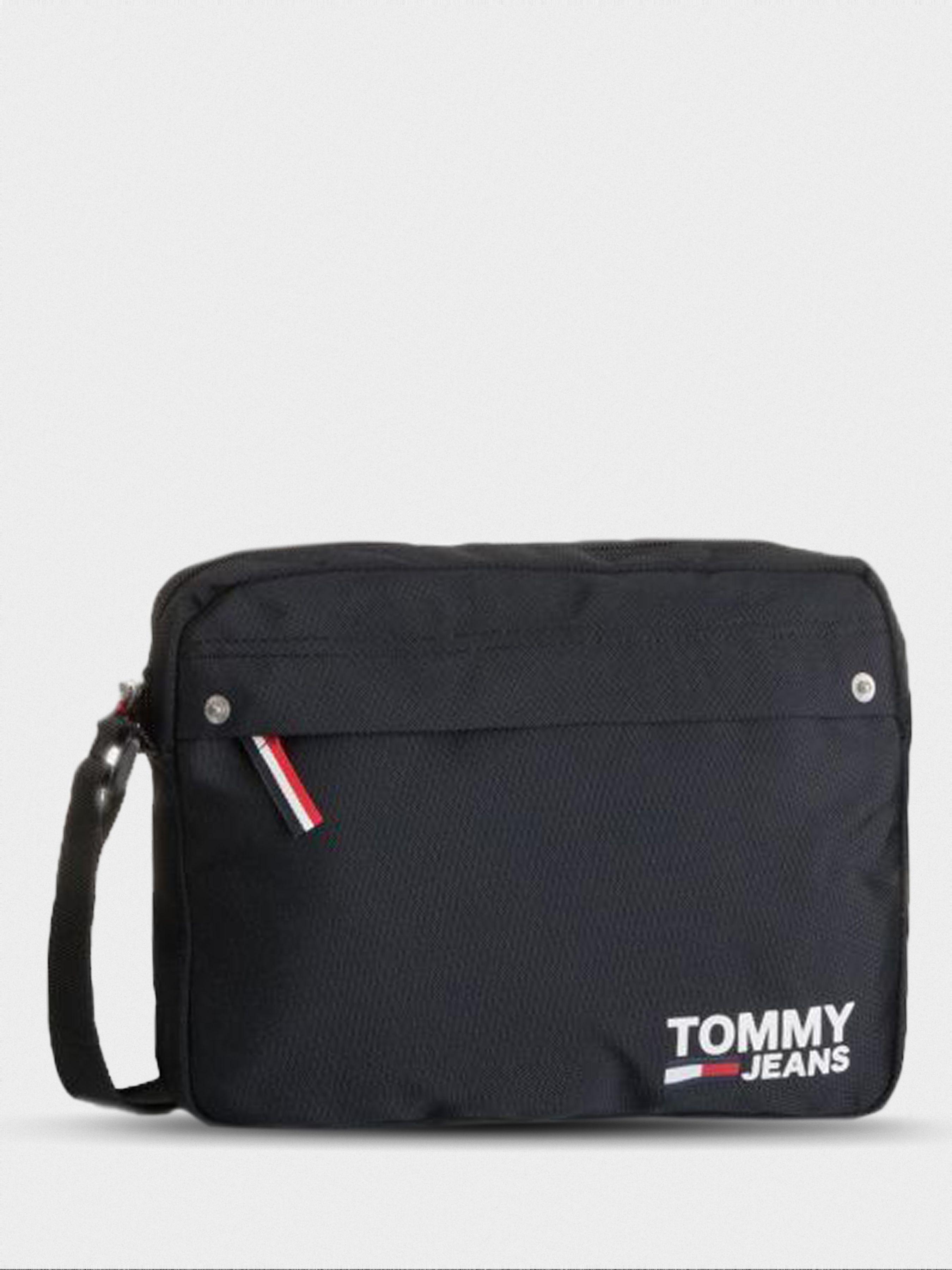 Купить Сумка модель TC1052, Tommy Hilfiger, Черный