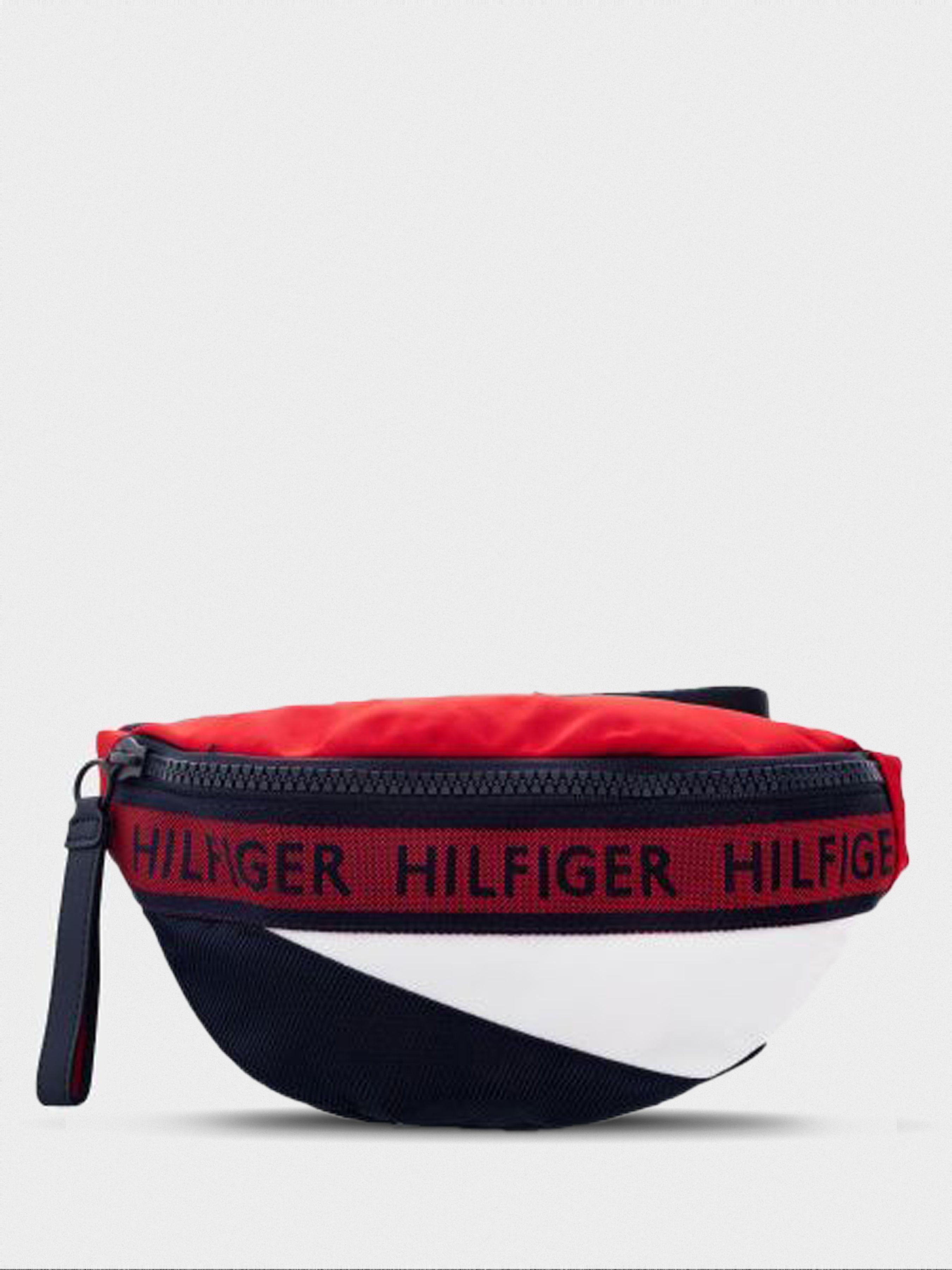 Купить Сумка на пояс модель TC1064, Tommy Hilfiger, Красный
