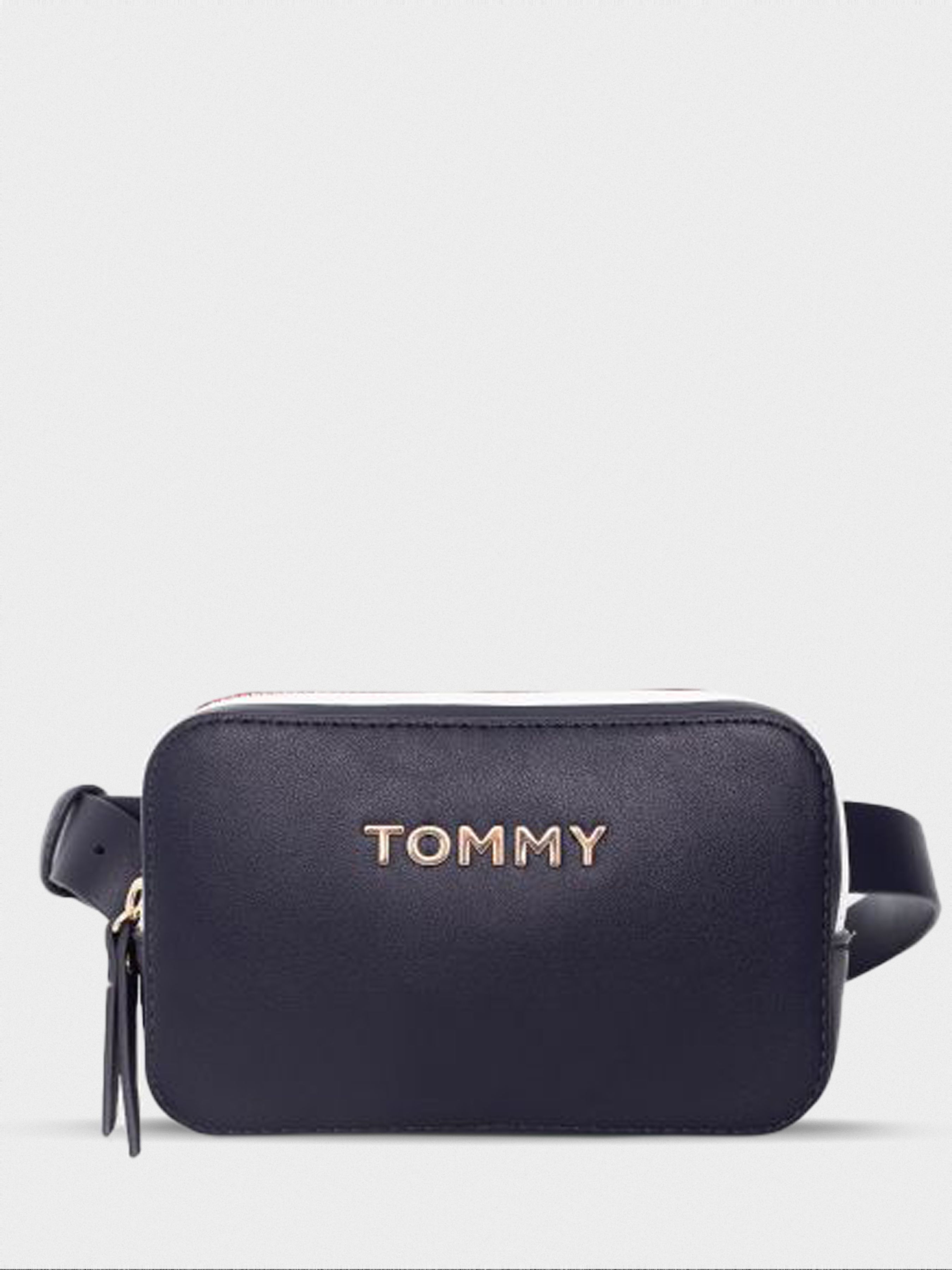 Купить Сумка на пояс модель TC1073, Tommy Hilfiger, Синий